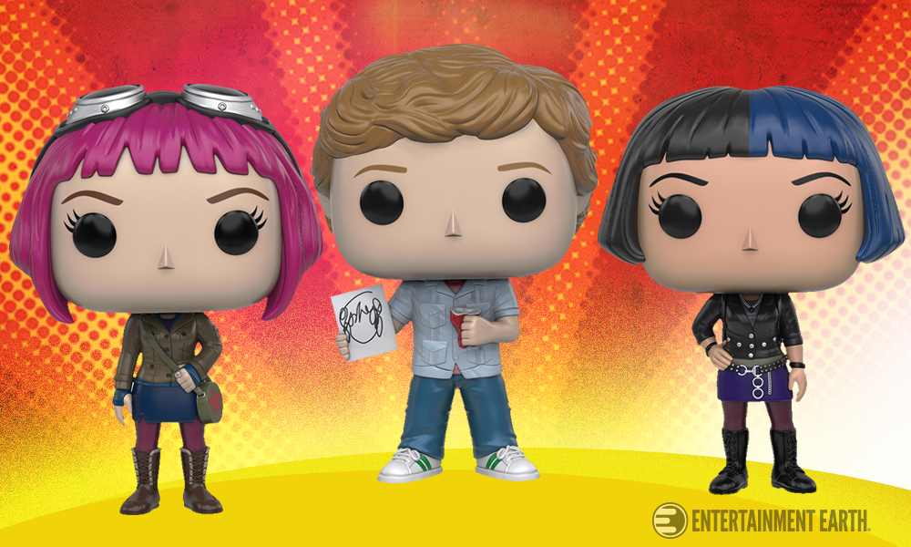 Get Ready To Face The Seven Evil Exes With Scott Pilgrim