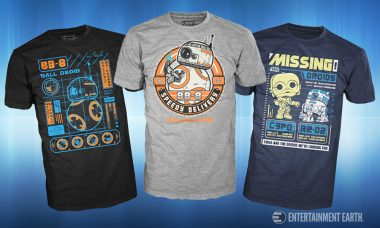 Stop Searching Your Closet Because These Are the Droids You're Looking For