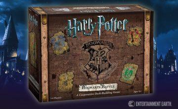 Harry Potter Hogwarts Battle Co-Op Game