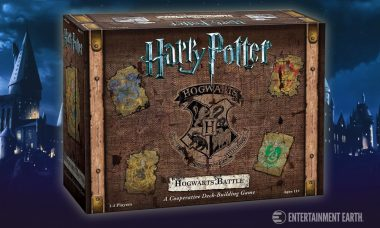 Take Up the Call to Arms in This Battle of Hogwarts Game