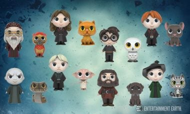 Head Back to Hogwarts with Harry Potter Mystery Minis!