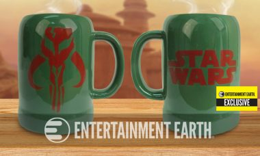 Channel Your Inner Bounty Hunter with This Exclusive Mandalorian Stein