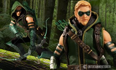 Take Notes, Katniss: World's Best Archer Hits the Mark as Green Arrow One:12 Action Figure