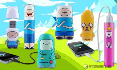 Get Charged Up with New Adventure Time Phone and Computer Accessories