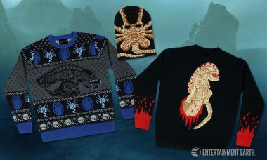 Bundle Up for Winter in Alien Style with New Limited Time Mondo Apparel