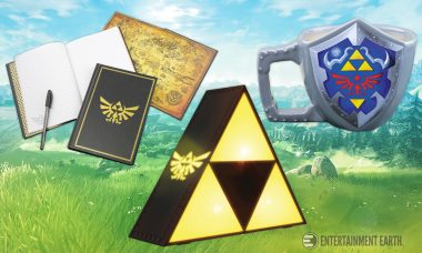 It's Dangerous Out There – Take These Hyrulian Goodies!