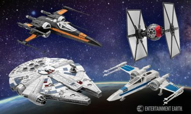 Command the Stars and Skies with These Marvelous Star Wars Models