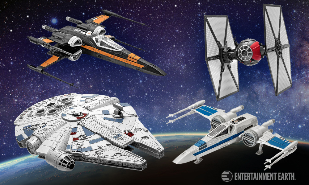 Command The Stars And Skies With These Marvelous Star Wars