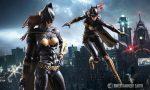 Batman Arkham Knight Batgirl Play Arts Kai Action Figure