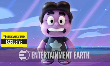 Amethyst Is It in the Entertainment Earth Exclusive Steven Mini-Figure!