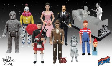 Top 5 Spine-Tingling The Twilight Zone Products from Bif Bang Pow!