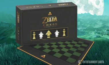 Checkmate Ganon (or Link) with This Legend of Zelda Chess Set