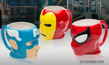 Show Your Marvel Allegiance with These Sweet Mugs