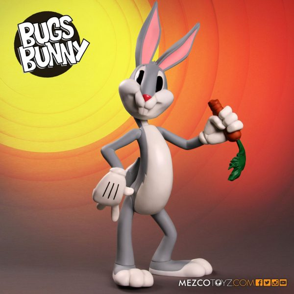 Looney Tunes Bugs Bunny 24-Inch Action Figure