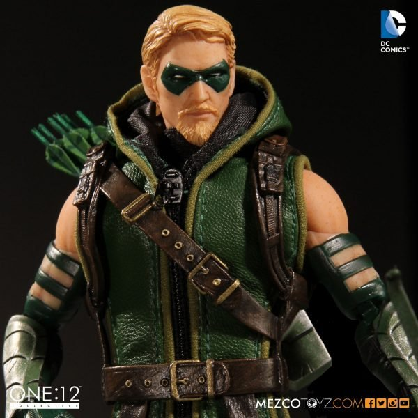 Green Arrow 1:12 Collective Action Figure