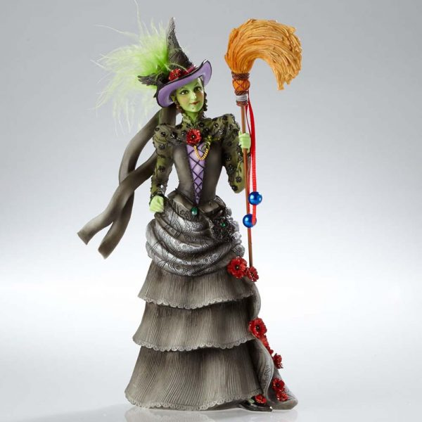 Wizard Of Oz Wicked Witch of the West Couture de Force Statue