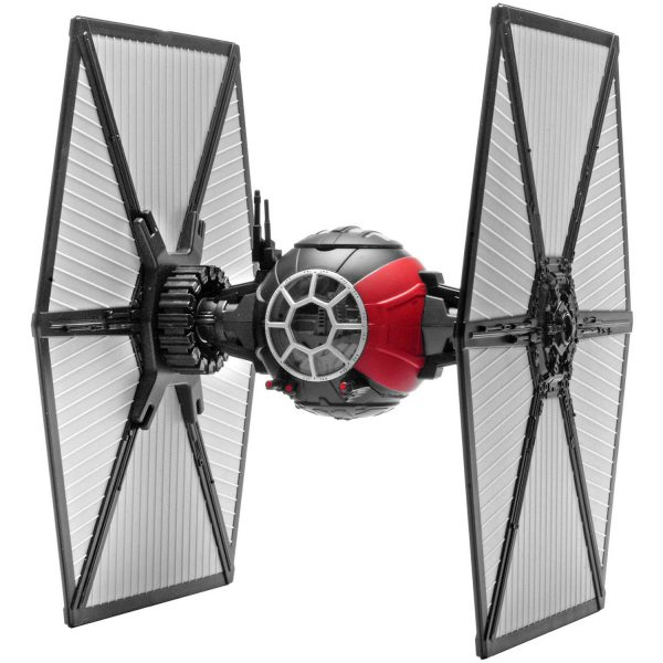 Star Wars: The Force Awakens First Order TIE Fighter Snaptite Electronic Model Kit