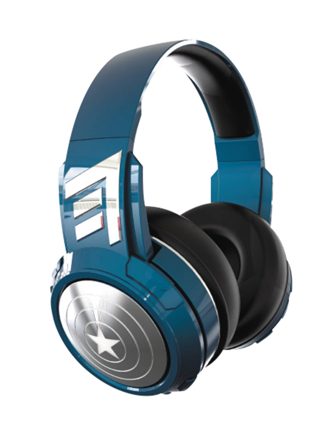 Captain America: Civil War Captain America Bluetooth Headphones