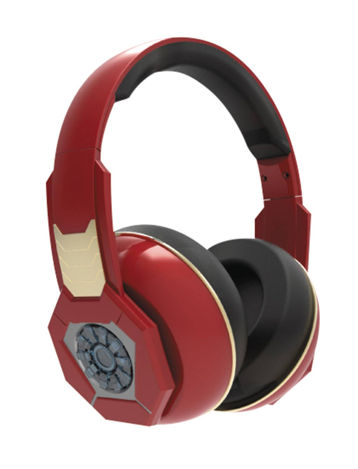 Captain America: Civil War Iron Man Bluetooth Headphones