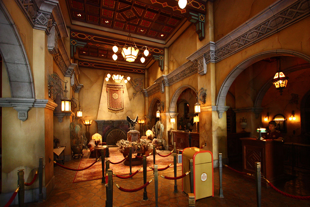 Move Over, Rod Serling: Is Disneyland Ditching Twilight ...