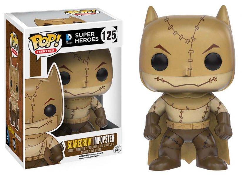 Batman Impopster Scarecrow Pop! Vinyl Figure
