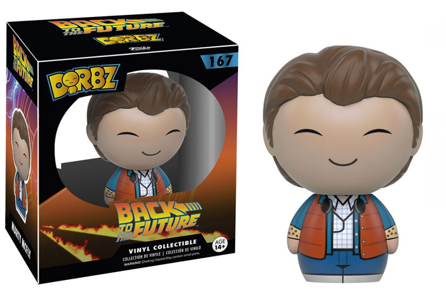 Back to the Future Marty McFly Dorbz Vinyl Figure
