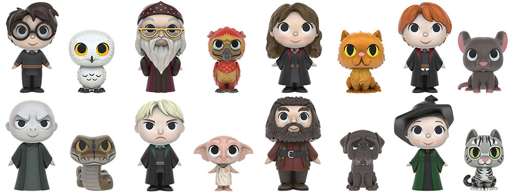 Head Back To Hogwarts With Harry Potter Mystery Minis