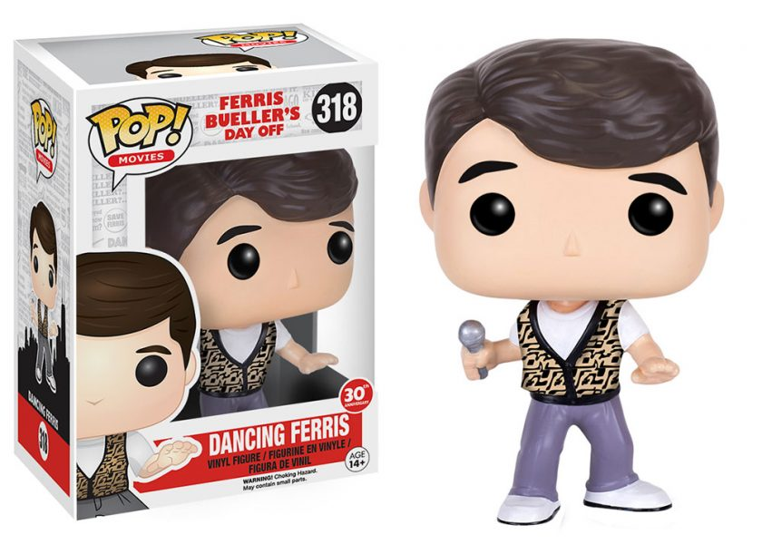 Ferris Bueller's Day Off Dancing Ferris Bueller Pop! Vinyl Figure