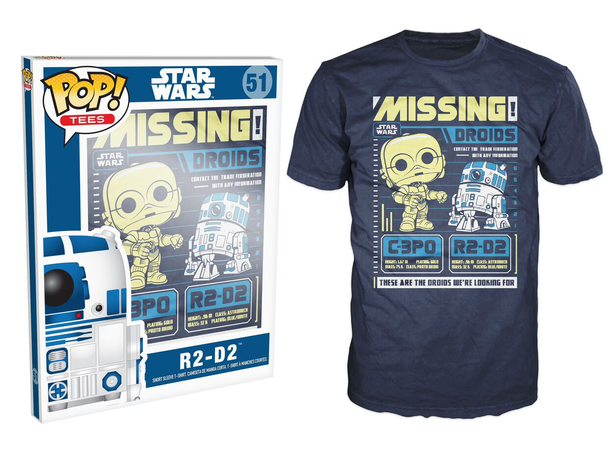 Stop Searching Your Closet Because These Are The Droids