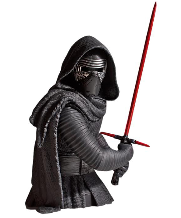 Star Wars: The Force Awakens Kylo Ren Mini Bust