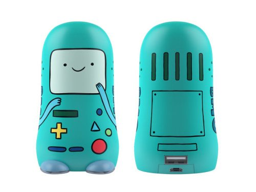 Adventure Time BMO Mimopowerbot Portable Charger