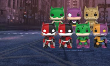 Gotham Villains Steal the Scene as Pop! Vinyl Impopsters!