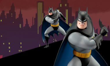 Batman Statue Is Straight from the Animated Classic
