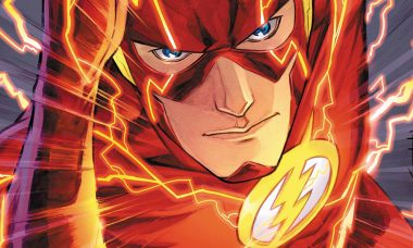 Artist Zac Eubank Creates The Flash in a Flash