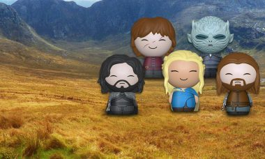 Celebrate the Season with These 'Dorable Denizens of Westeros!