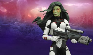 Deadliest Woman in the Galaxy Joins Marvel Premier Collection
