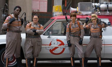 New Ghostbusters Featurette Gives Us a Taste of the New Car – and the New Theme!