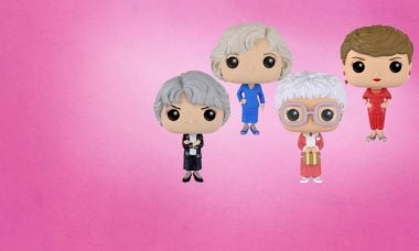 Pop! Says Thank You for Being a Friend with These Golden Girls Figures