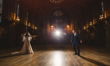You'll Be Amazed By This Stunning and Magical Harry Potter Wedding