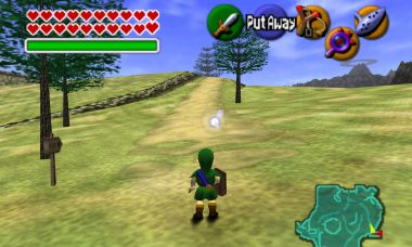 Does It Hold Up? The Legend of Zelda: Ocarina of Time Review