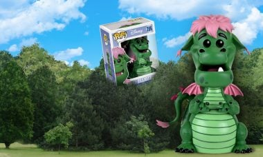 "You'll Be Singing ""I Love You, Too"" to This Pete's Dragon Pop! Vinyl"