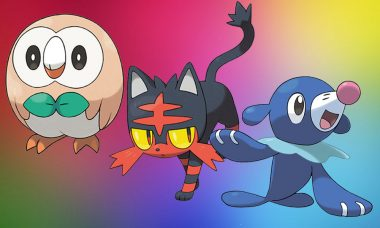 Meet the Newest Pokémon Starters in First Trailers for Sun and Moon