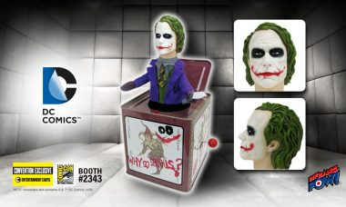THE JOKER™ Pops Out as Convention Exclusive Jack-in-the-Box