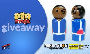 Win This New Convention Exclusive – Pin Mate Monday Reveal!