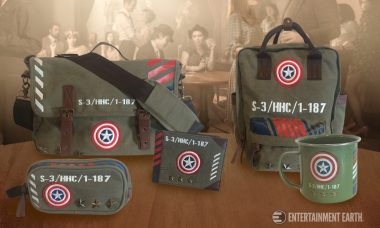 Gear-Up with Captain America Vintage Military Accessories