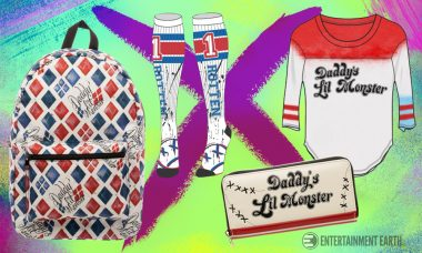 These Harley Quinn Accessories will Help You Become Daddy's Little Monster