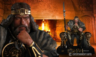 Limited Edition King Conan Statue Is As Cool As It Is Expensive