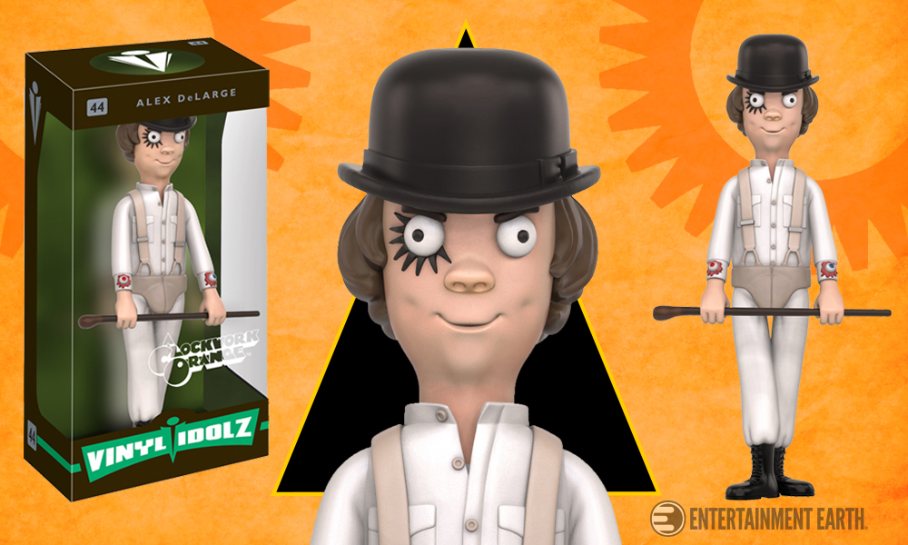 A Clockwork Orange Vinyl Idolz