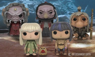 Pop!'s Latest Series Is on a Quest to Find the Dark Crystal