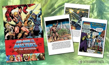 Finally! You can get All The Masters of the Universe Mini-Comics in One Volume